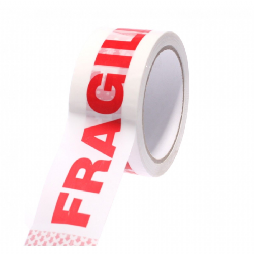 Printed Fragile Packaging Tape
